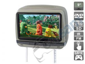 купить подголовники с мониторами в ниссан тиида